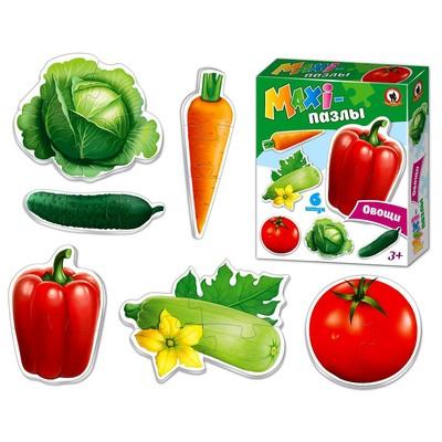 Макси-пазлы «Овощи» - Фото 1
