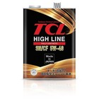 Масло моторное TCL High Line, Fully Synth, SN/CF, 5W40, 4л