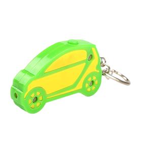 Брелок для поиска ключей 'Машинка 2', пластик, МИКС Ош