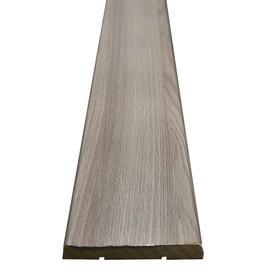 Наличник МДФ плоский Шимо светлый 7,5х70х2150 мм Ош