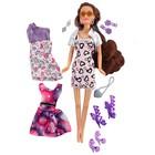 Игровой набор кукла Ася «Романтический стиль», 28 см, дизайн 2 - Фото 2