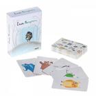 Настолькая карточная игра «Ёжик-потеряшка»