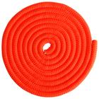 Скакалка гимнастическая утяжелённая, верёвочная, 2,5 м, 150 г, цвет коралловый