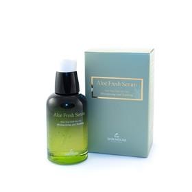 Сыворотка для волос The Skin House «Увлажняющая и успокаивающая», с экстрактом алоэ, 50 мл
