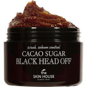 Скраб против чёрных точек The Skin House, с коричневым сахаром и какао, 50 мл