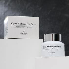 Осветляющий крем против пигментации кожи лица The Skin House, 50 г