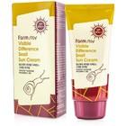 Солнцезащитный крем с экстрактом улитки SPF50 Farmstay, 70 г