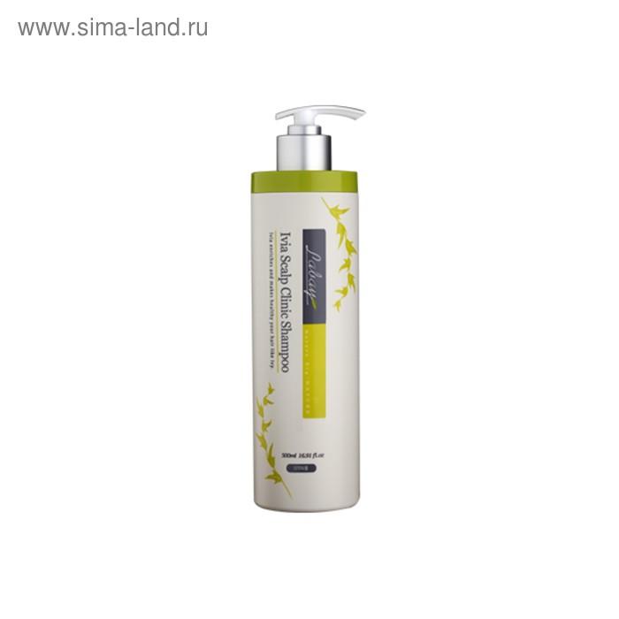 Шампунь для волос JPS, с экстрактом плюща, 500 мл