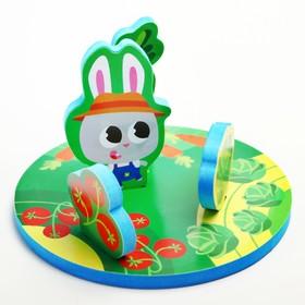 Набор игрушек для ванны «Огород» Ош