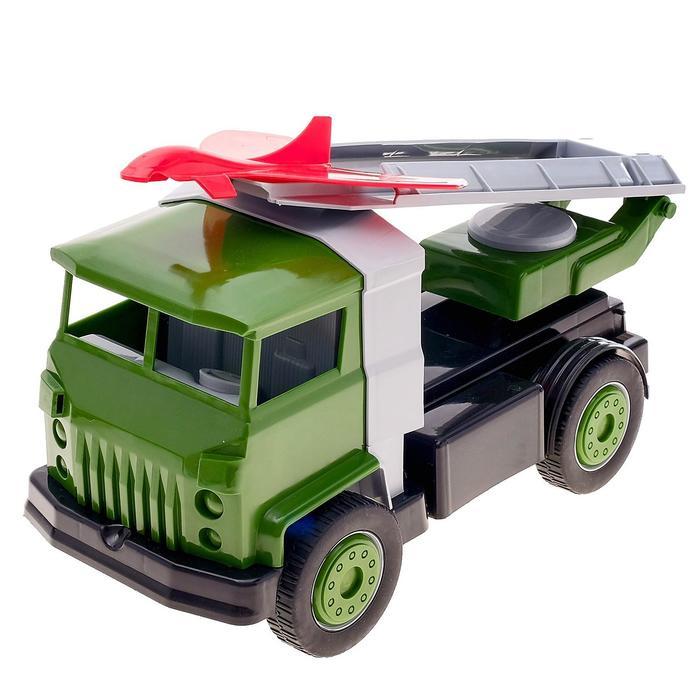 «Военный автомобиль с беспилотником»