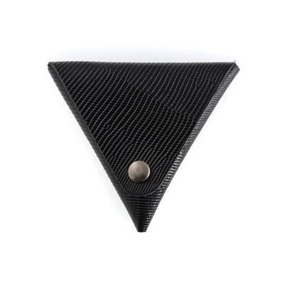 Футляр для монет, н/к, цвет чёрный - Фото 1