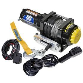 Лебедка электрическая Superwinch LT4000 с синтетическим тросом Ош