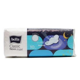 Гигиенические прокладки Bella Classic Nova Maxi, 10 шт