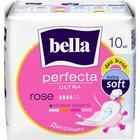 Гигиенические прокладки Bella Perfecta ULTRA Rose Deo Fresh, 10 шт