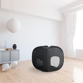 Палатка детская «Домик. Зебра», 60 × 60 × 60 см Ош