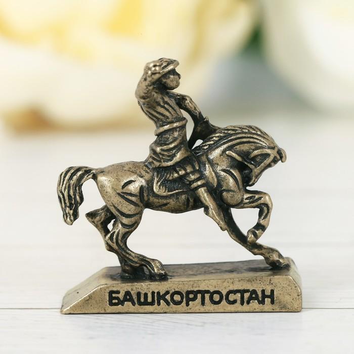Фигурка Башкортостан. Салават Юлаев