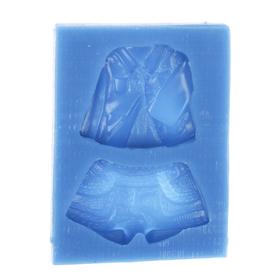 Молд для полимерной глины 'Пиджак и шорты' Ош