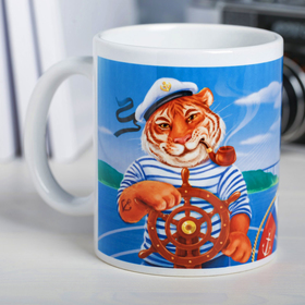 Кружка «Владивосток. Тигр», 300 мл Ош