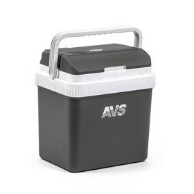 Холодильник автомобильный с функцией подогрева AVS CC-24NB, 24 л, 12 В/220 В Ош