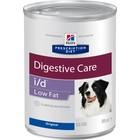 Влажный корм Hill's Dog i/d для собак, лечение ЖКТ, низкокалорийный, 360 г