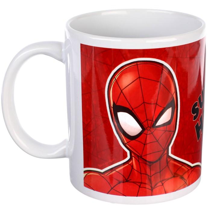 "Кружка ""Super Hero"", Человек-паук, 350 мл"