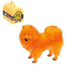3D пазл «Собачки», 4 вида, МИКС Ош