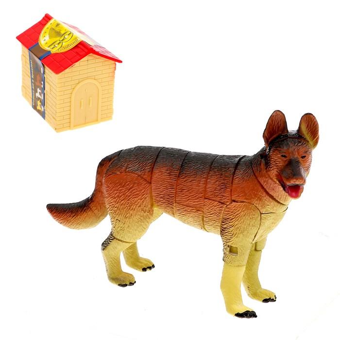 3D пазл «Собаки», 4 вида, МИКС