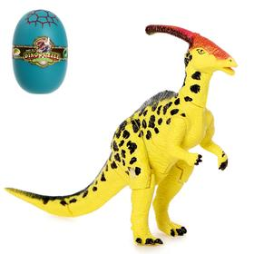 3D пазл «Мир динозавров», 4 вида, МИКС Ош