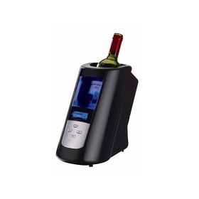 Охладитель бутылок Gastrorag JC7910, +5 до +17, черный Ош