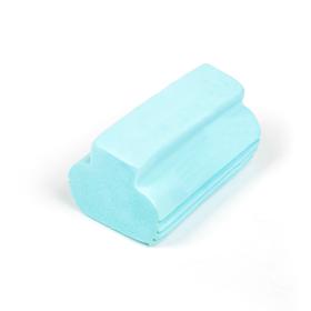Губка для мытья TORSO, влаговпитывающая 12x5 см, микс Ош