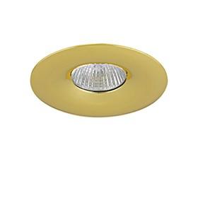 Светильник встраиваемый Levigo 50Вт Gu5.3; GU10 золото