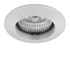 Светильник встраиваемый Lega 11 50Вт GU10; Gu4 белый