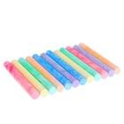 Мелки для рисования, набор 12 шт., 6 цветов, 50 г - Фото 2