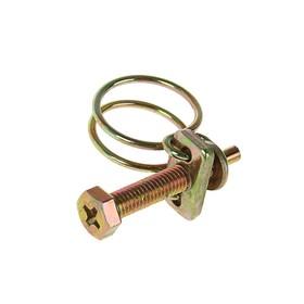 Хомут проволочный MGF W1, 5/8', диаметр 13-16 мм, оцинкованный Ош