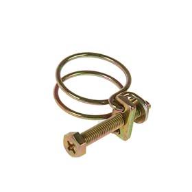 Хомут проволочный MGF W1, 7/8', диаметр 18-23 мм, оцинкованный Ош
