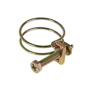 Хомут проволочный MGF W1, 1 1/8', диаметр 24-29 мм, оцинкованный Ош