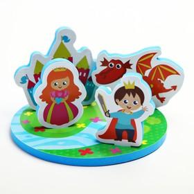 Набор игрушек для ванны «Сказка» Ош