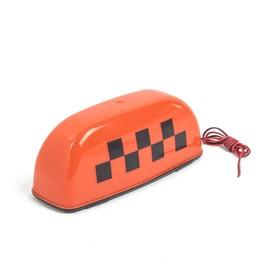 Знак 'Такси' на магните, оранжевый Ош