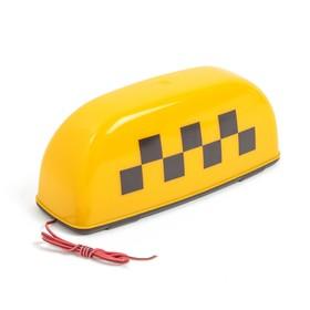 Знак 'Такси' малый, желтый Ош