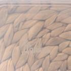 Контейнер прямоугольный Доляна, пищевой, 1,2 л, цвет бирюзовый - Фото 5