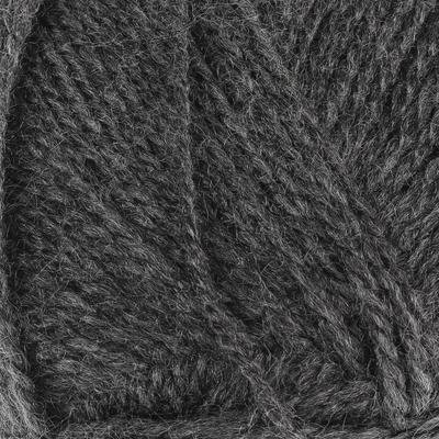 """Пряжа """"Astra"""" 100% премиум акрил 330м/100гр (193 тускло-серый) - Фото 1"""