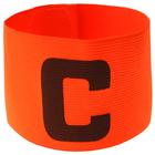 Повязка капитана, цвет оранжевый