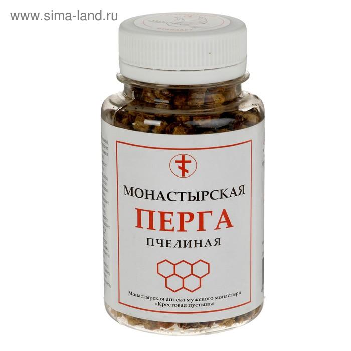 Монастырская пчелиная Перга, 80 гр