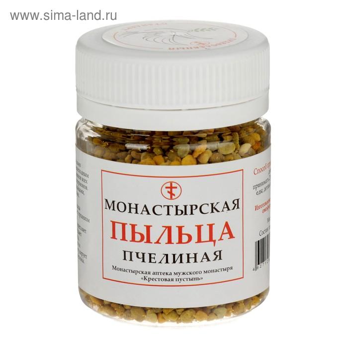 Монастырская пчелиная Пыльца, 30 г.