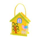 Набор для создания сумочки из фетра «Птенчик на заборе»