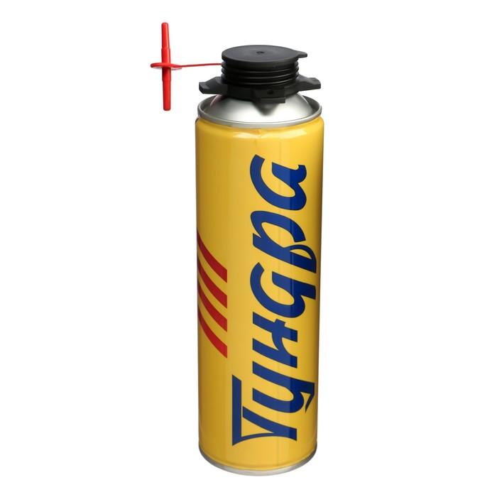 купить Очиститель монтажной пены TUNDRA, 500 мл