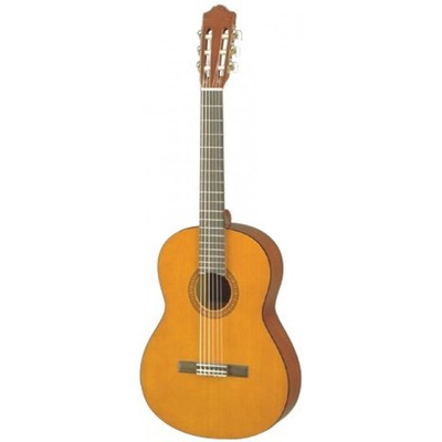 Гитара классическая YAMAHA CS40//02 3/4, дека ель, корпус меранти - Фото 1