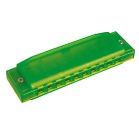 Губная гармошка HOHNER Happy Green 515/20/2 C (M5153) - детская