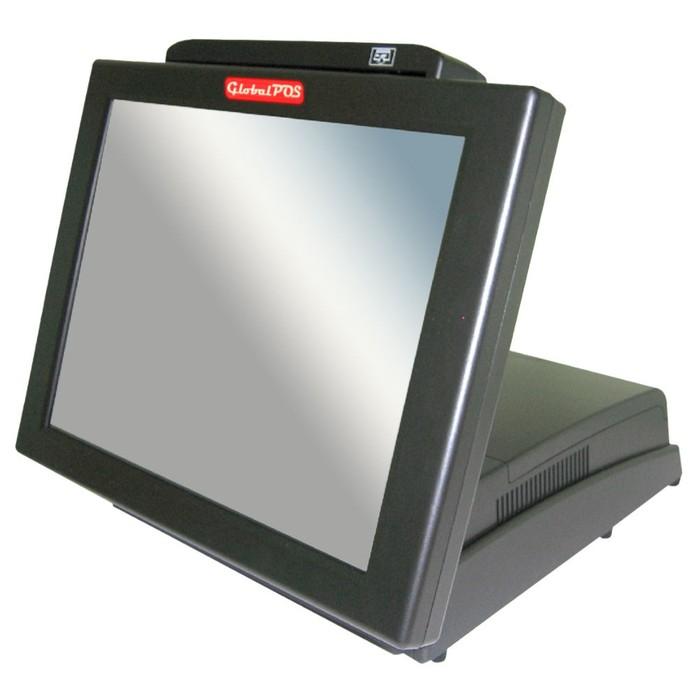 POS-Моноблок GlobalPOS 150 PC25N Atom DualCore D2550 1.86GHz;DDR3 2Gb;HDD500GB;MSR(KBW)