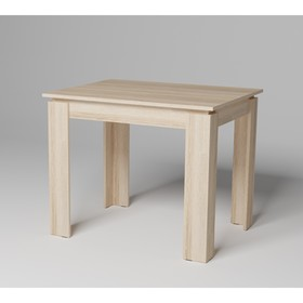 Стол обеденный СО-2, 894*690*740, Дуб сонома Ош